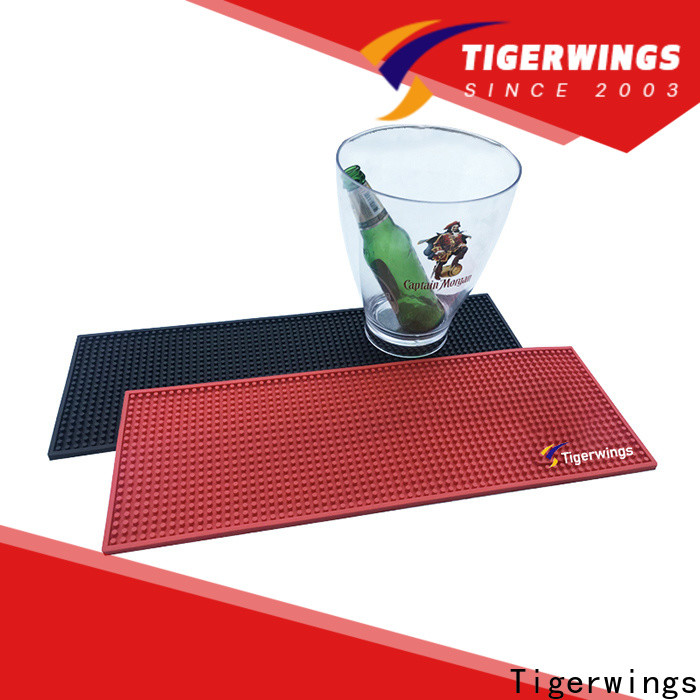 ODM custom bar rail mats company for keep bar nice and clean