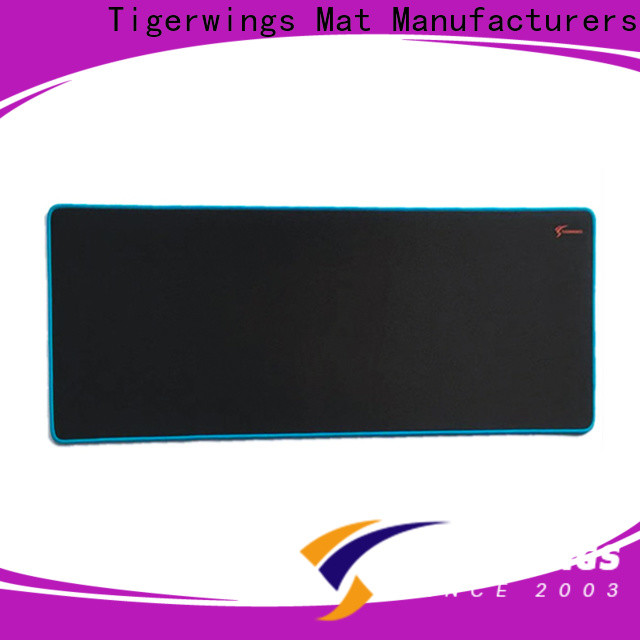 Tigerwings durable personalized desk mat company for desk
