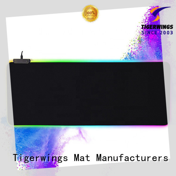 Tigerwings no deformation mouse pad mat Supply for Worker