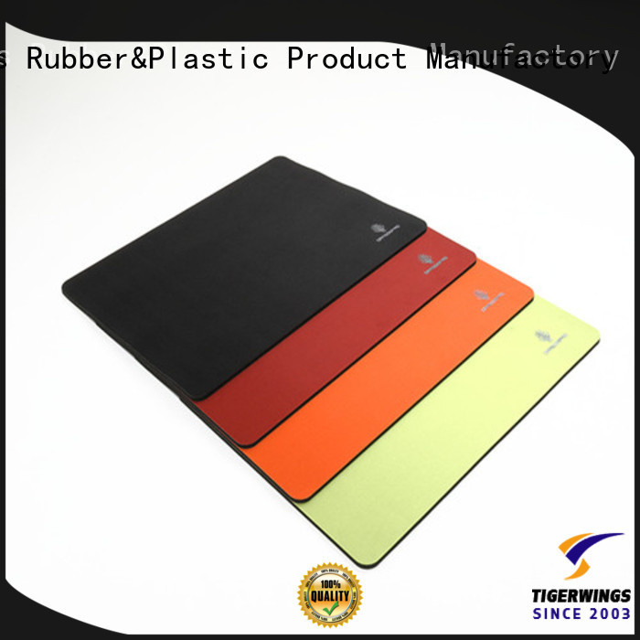Tigerwings mouse pad maker factory for personalized gamer