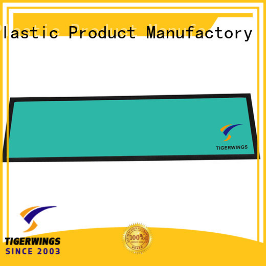 Tigerwings comfortable oem mats Supply for keep bar nice and clean