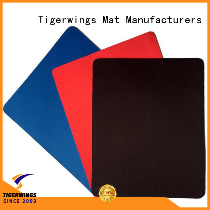 custom made gamer mouse pad OEM for game player