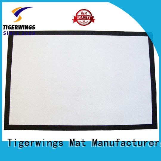 Tigerwings Best gaming chair floor mat Suppliers for computer chair