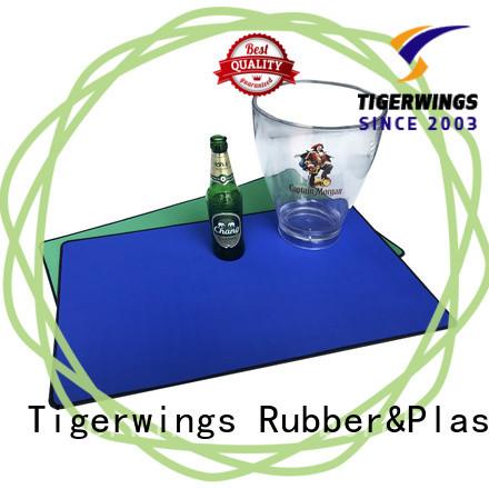 Tigerwings mat wholesale OEM for bar