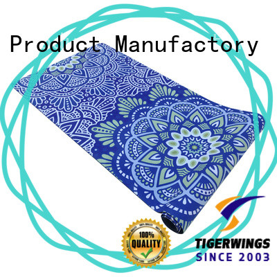 Tigerwings yoga mat sale Suppliers for meditation