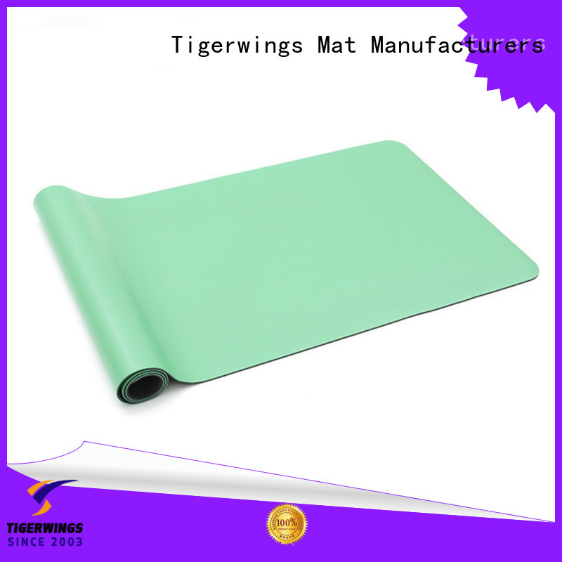 High-quality best eco yoga mat wholesale for Sportsman