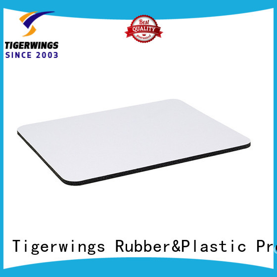 Tigerwings personalized mouse pad price Supply for game player
